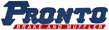 Pronto Brake and Muffler Logo